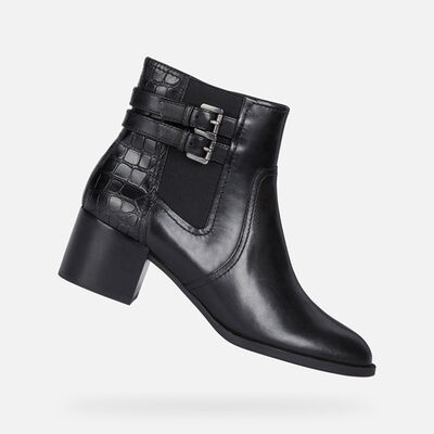 ANKLE BOOTS WOMAN GEOX JACY WOMAN