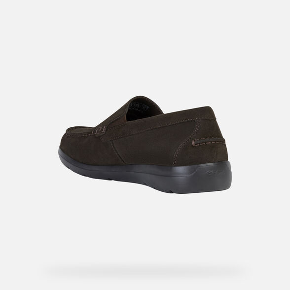 LOAFERS MAN GEOX LEITAN MAN - 4