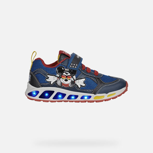 BOY SNEAKERS GEOX SHUTTLE BOY - 8