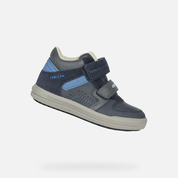 SNEAKERS BOY GEOX ARZACH BOY - 1