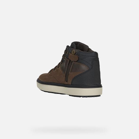 Al frente testimonio horno  Geox MATTIAS B BOY ABX Junior Boy: Ankle Boots | FW20/21 Geox®