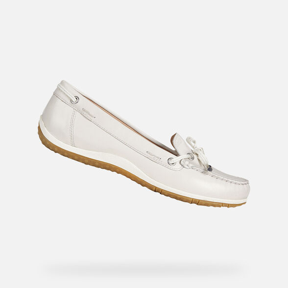 WOMAN LOAFERS GEOX VEGA WOMAN - 1