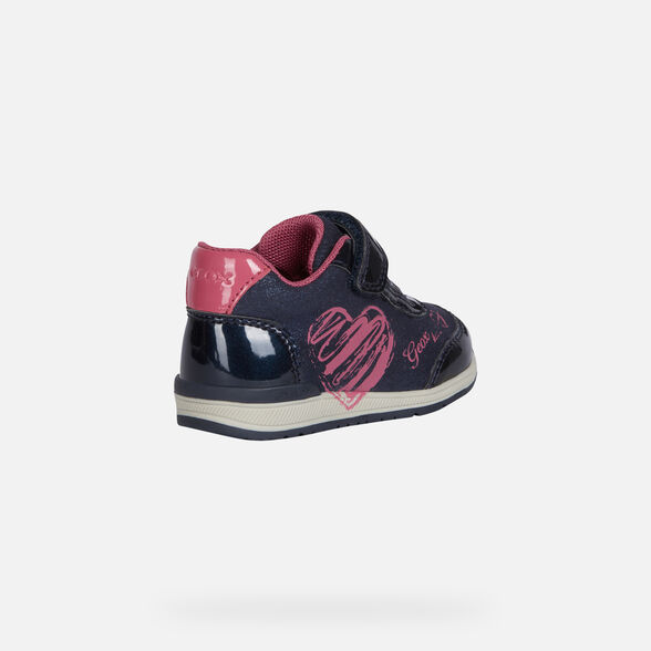 FIRST STEPS BABY GEOX RISHON BABY GIRL - 5