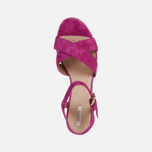 SANDALS WOMAN GEOX SOLEIL WOMAN - 6