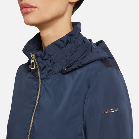 WOMAN JACKETS GEOX NAIOMY WOMAN - 9