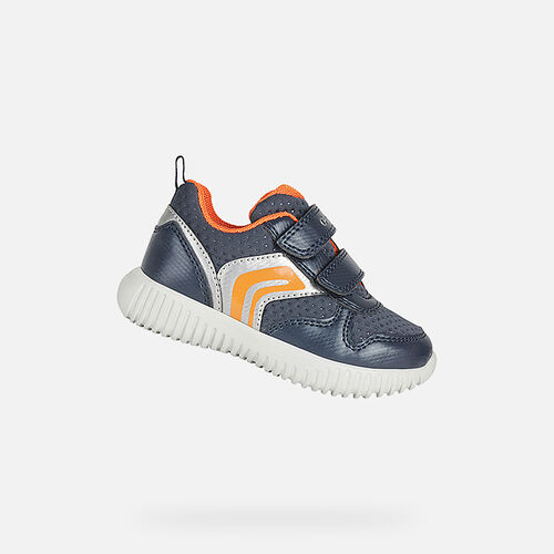 SNEAKERS BABY GEOX WAVINESS BABY BOY - null