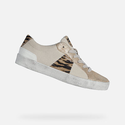 SNEAKERS DONNA GEOX WARLEY DONNA
