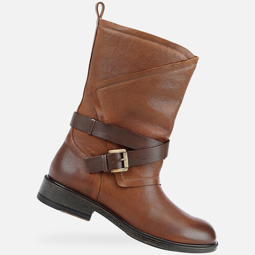 BOTINES MUJER GEOX CATRIA MUJER - null