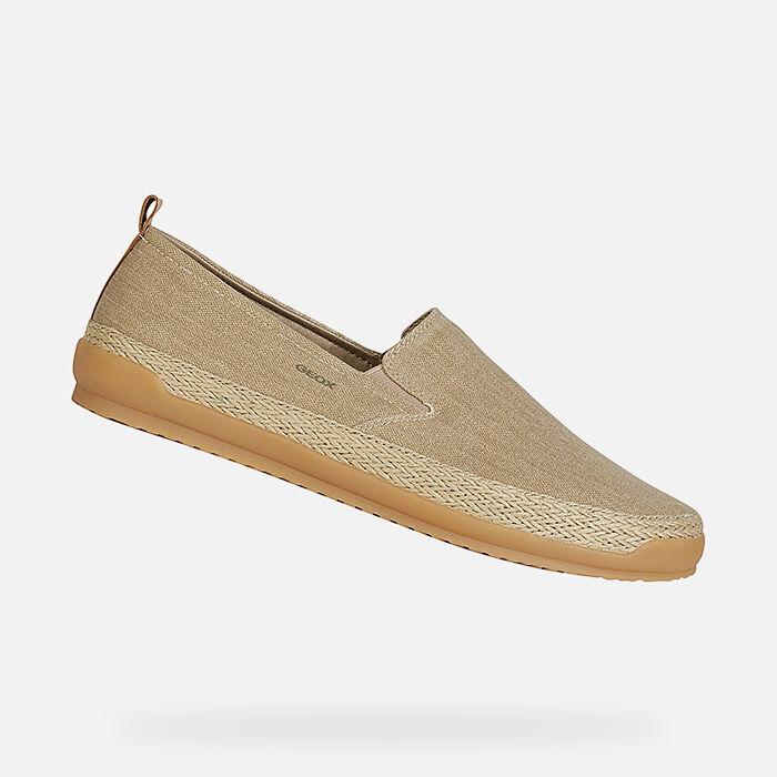 Scarpe e Sneakers Slip on Comode e Traspiranti Uomo | Geox