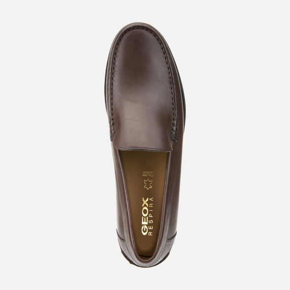 MAN LOAFERS GEOX NEW DAMON MAN - 6