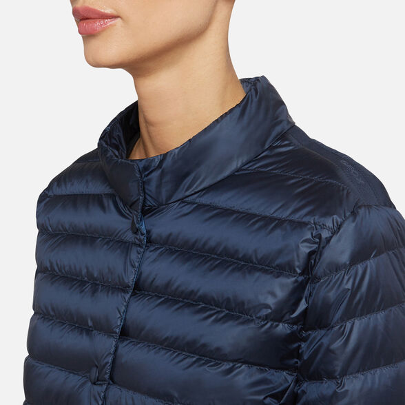 WOMAN DOWN JACKETS GEOX MYLUSE WOMAN - 9