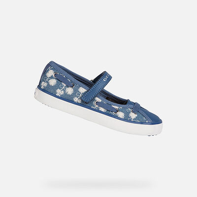 BALLERINES FILLE GEOX KILWI FILLE