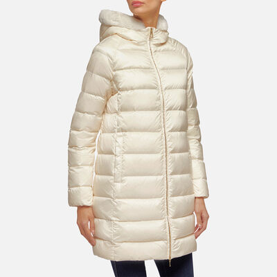 DOWN JACKETS WOMAN GEOX BLENDA WOMAN