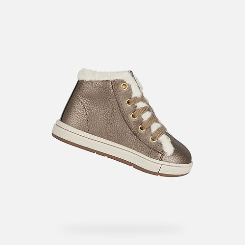 SNEAKERS BABY GEOX TROTTOLA BABY GIRL - null