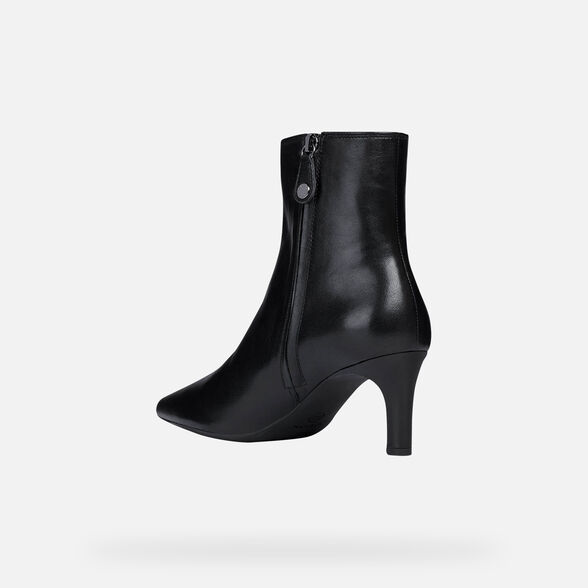 ANKLE BOOTS WOMAN GEOX BIBBIANA WOMAN - 5