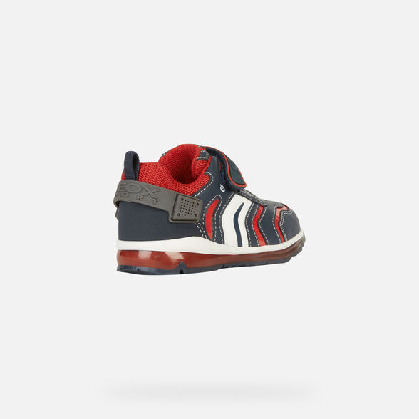 LIGHT-UP SHOES BABY GEOX TODO BABY BOY - 5