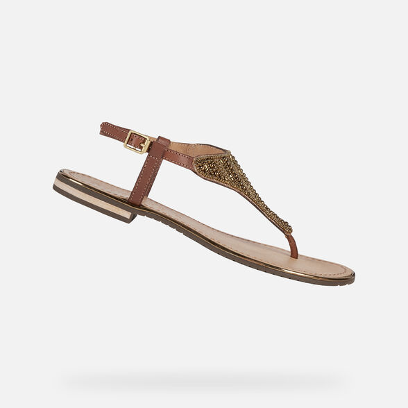WOMAN SANDALS GEOX SOZY PLUS WOMAN - 1