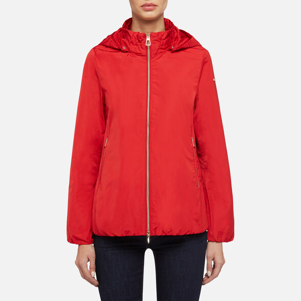 JACKETS WOMAN GEOX NAIOMY WOMAN - 2