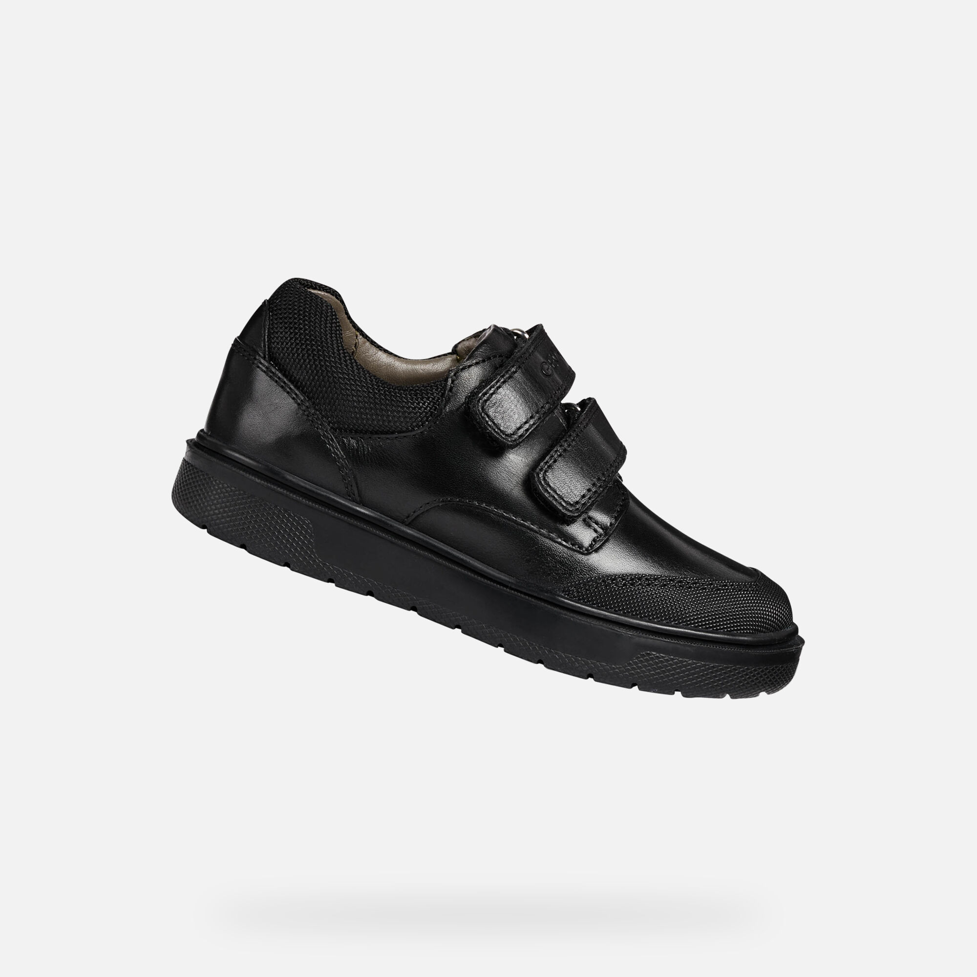 Geox Leather Riddock Shoes |