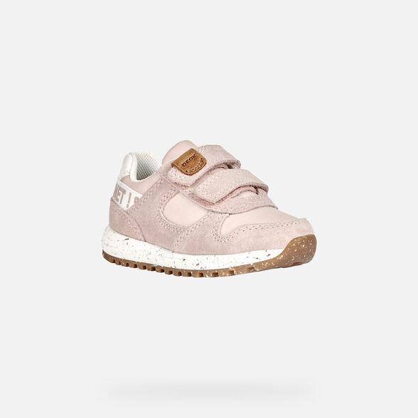 WWF BABY GEOX ALBEN BABY GIRL  - LIGHT ROSE