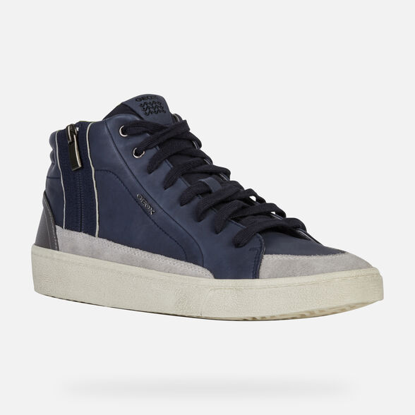 SNEAKERS MAN GEOX WARLEY MAN - 8