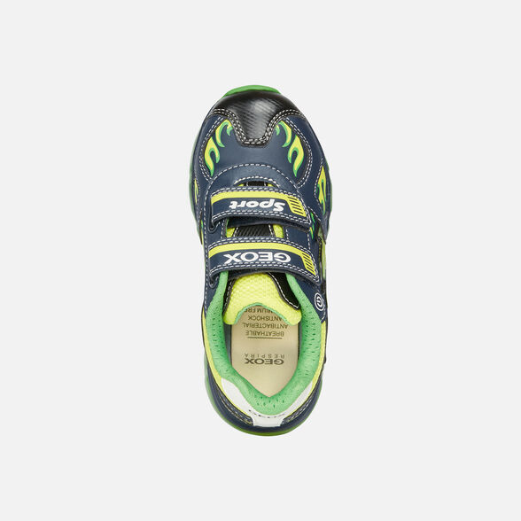 LIGHT-UP SHOES BOY GEOX ANDROID BOY - 6