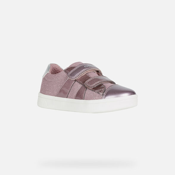 GIRL SNEAKERS GEOX DJROCK GIRL - 3