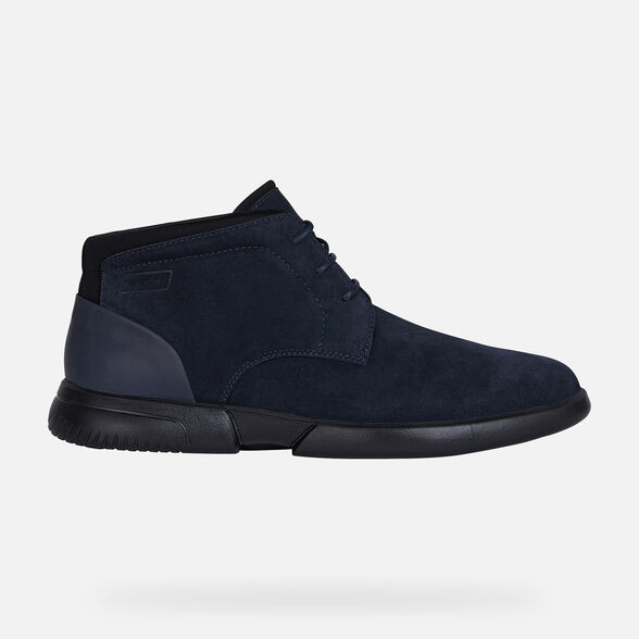 MAN CASUAL SHOES GEOX SMOOTHER MAN - 2