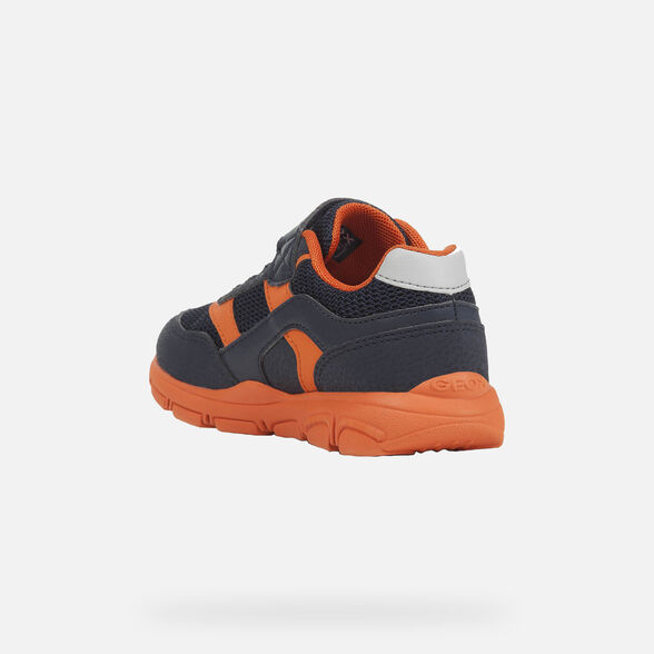 BOY SNEAKERS GEOX NEW TORQUE BOY - 4