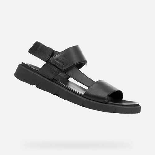SANDALS MAN GEOX XAND 2S MAN - null