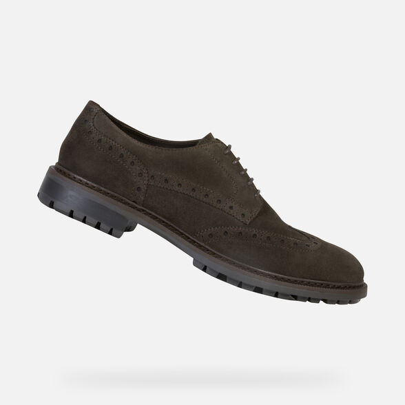 CHAUSSURES DÉCONTRACTÉES HOMME GEOX BRENSON HOMME - 1