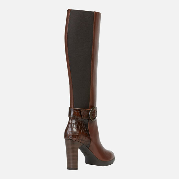 BOOTS WOMAN GEOX ANNYA WOMAN - 4