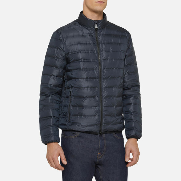 MAN DOWN JACKETS GEOX WARRENS MAN - 4