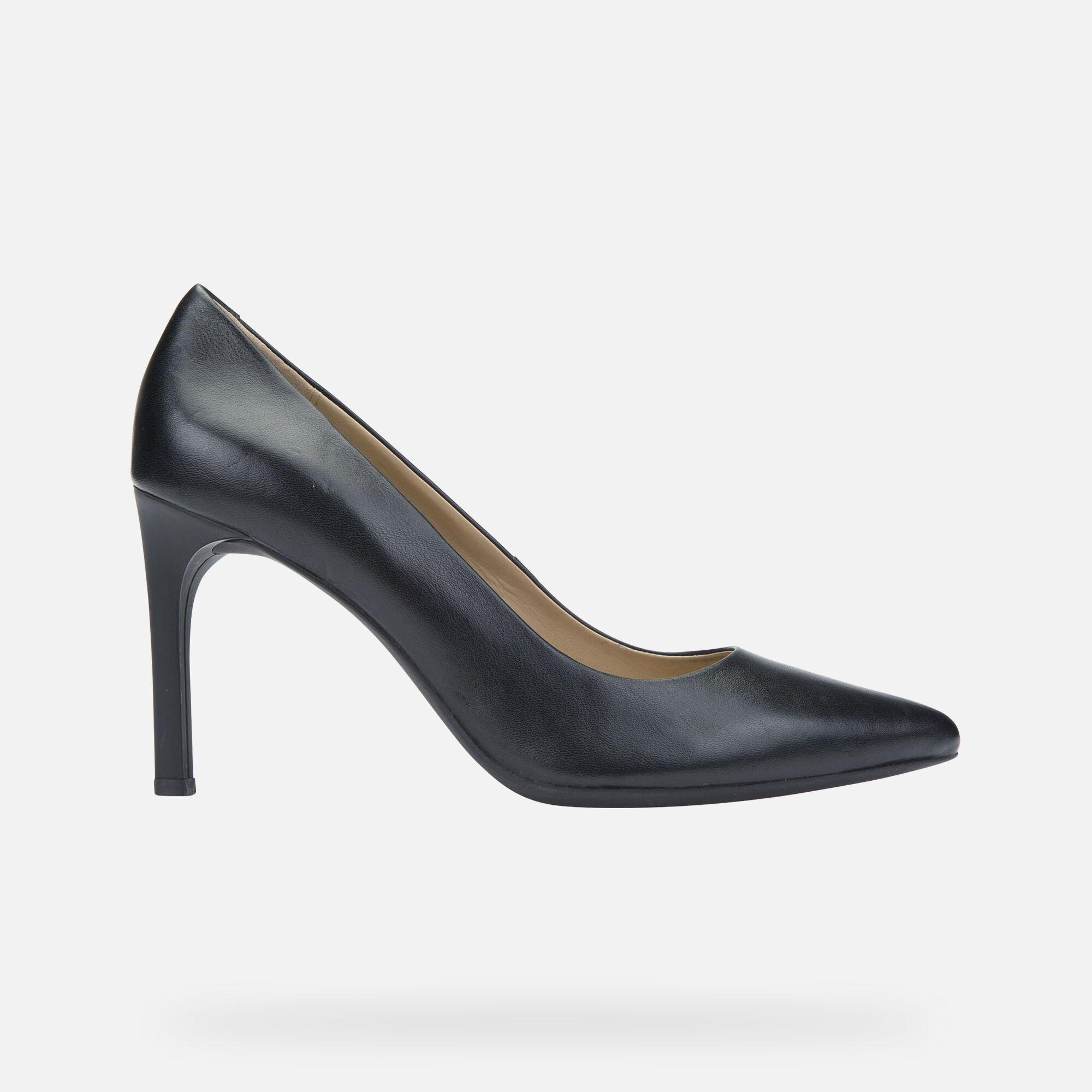 À Chaussures Femme DeGeox Faviola Talons bg6f7y