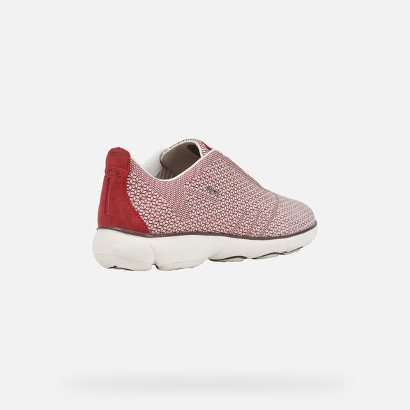 WOMAN SNEAKERS GEOX NEBULA WOMAN - 5