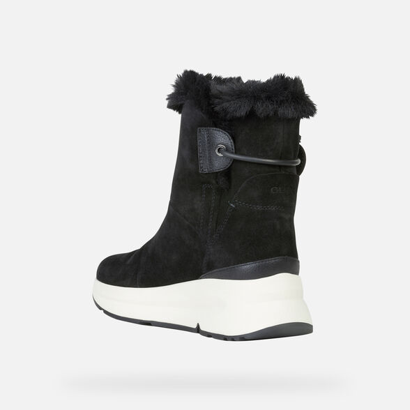 ANKLE BOOTS WOMAN GEOX BACKSIE ABX WOMAN - 4