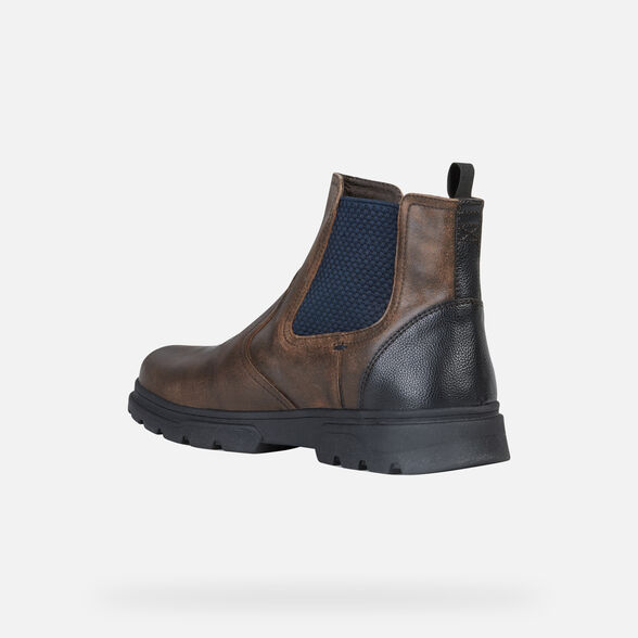 BOTTES HOMME GEOX CLINTFORD ABX HOMME - 4