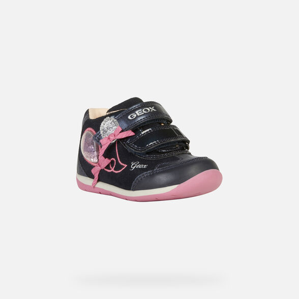 FIRST STEPS BABY GEOX EACH  BABY GIRL - 3