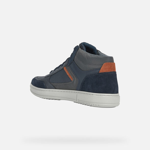 MAN SNEAKERS GEOX LEVICO ABX MAN - 4
