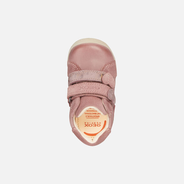 FIRST STEPS BABY GEOX NEW BALÙ BABY GIRL - 6