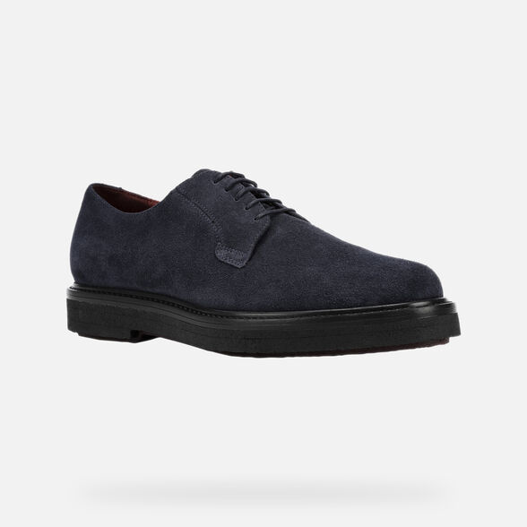 CASUAL SHOES MAN GEOX BRODERICK MAN - 3