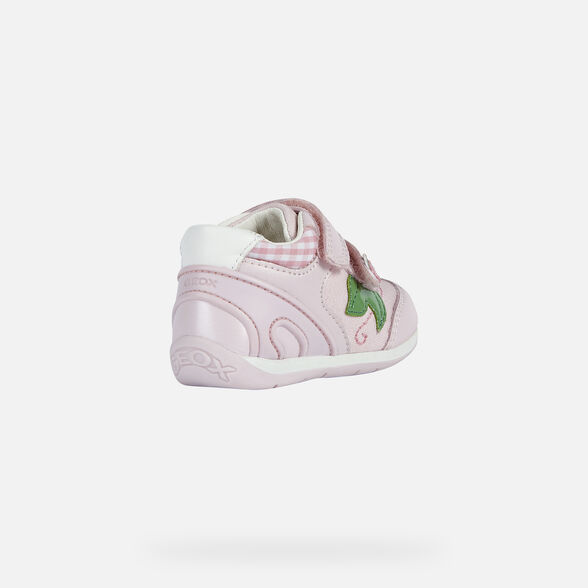 BABY FIRST STEPS GEOX EACH BABY GIRL - 5