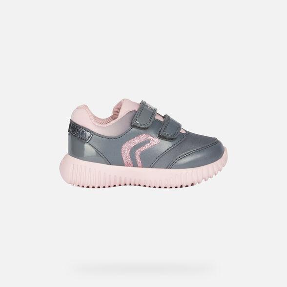 LOW TOP BABY GEOX WAVINESS BABY GIRL - 2