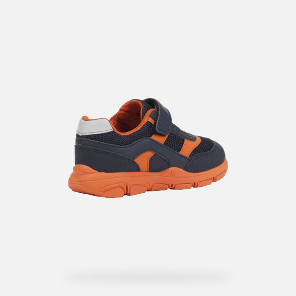 BOY SNEAKERS GEOX NEW TORQUE BOY - 5