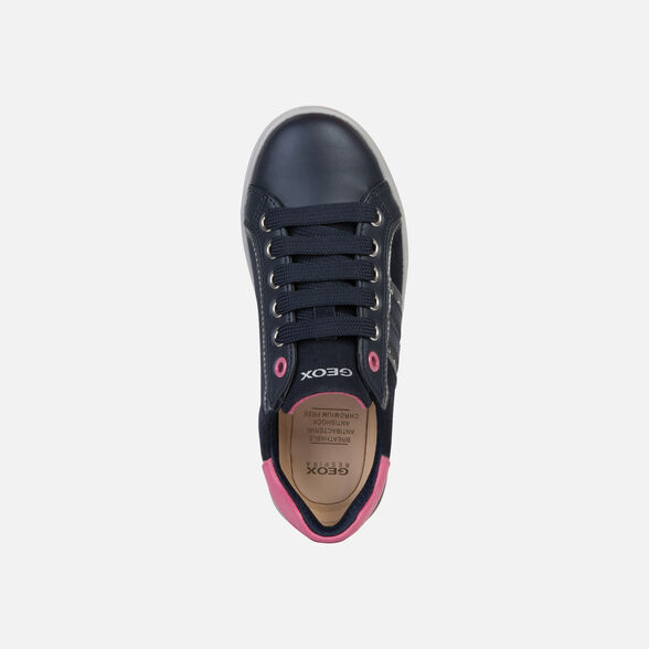 LOW TOP BOY GEOX DJROCK GIRL - 6