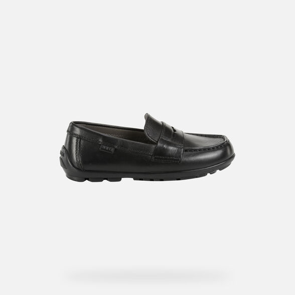 BOY LOAFERS GEOX NEW FAST BOY - 2
