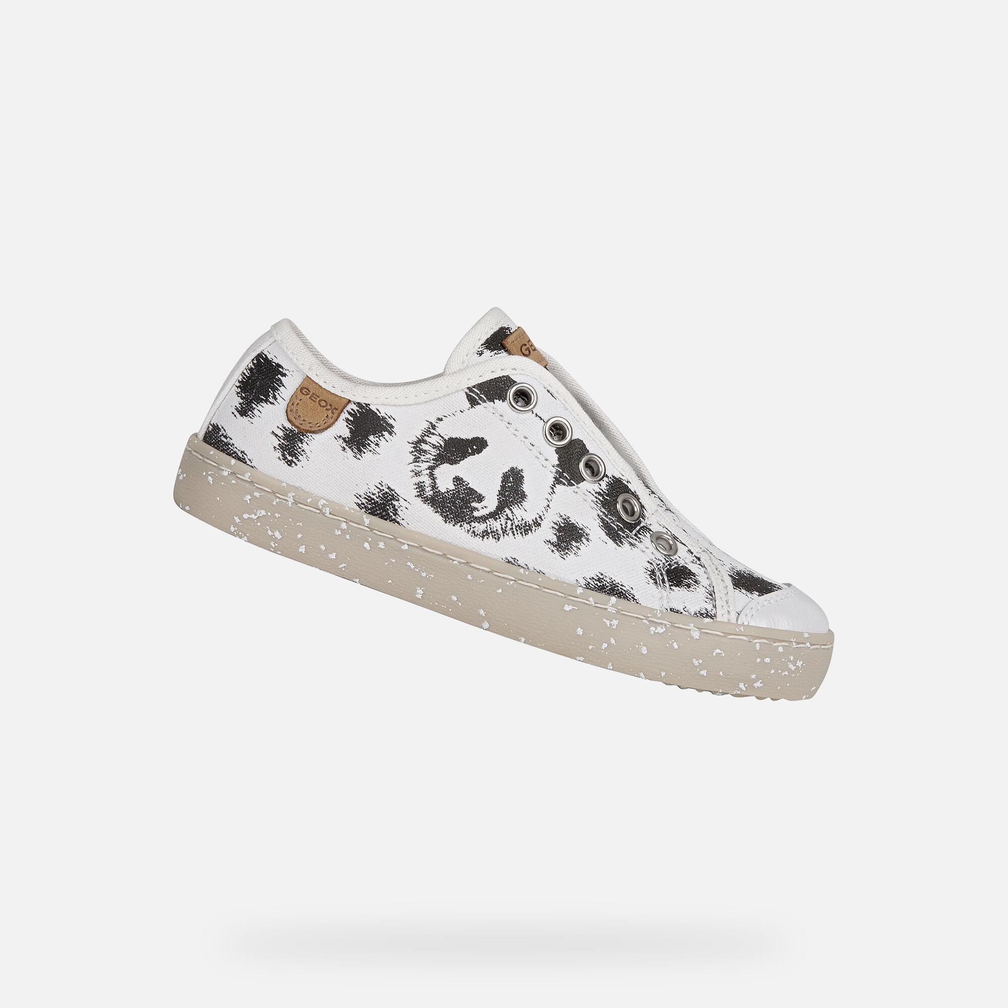 Geox Kids Kilwi Girl 11 Sneaker