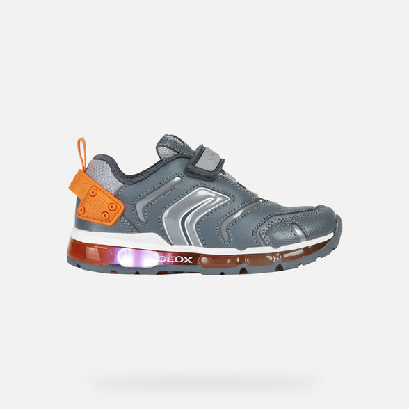 LIGHT-UP SHOES BOY GEOX ANDROID BOY - 8