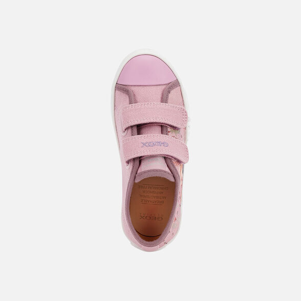 GIRL SNEAKERS GEOX CIAK GIRL - 6