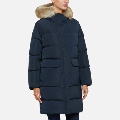 DOWN JACKETS WOMAN GEOX PORTHYA WOMAN